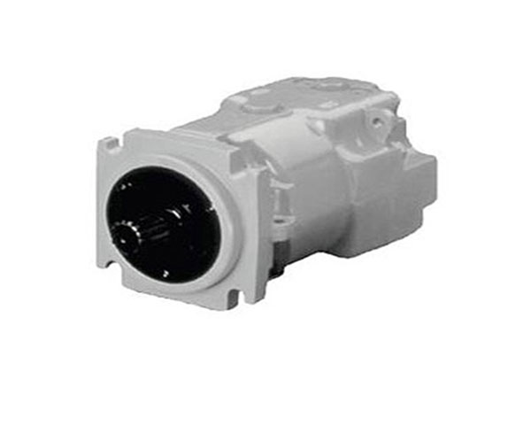 Axialkolbenmotor Baureihe 90 von Danfoss Power Solutions, grau